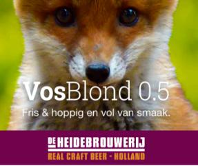 Vos Blond